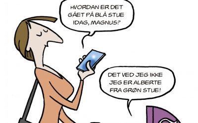 Barn eller smartphone ??